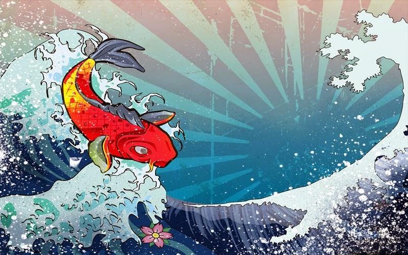 Li Yu Tiao Long Men – Leyenda de la Puerta del Dragón – ludanom