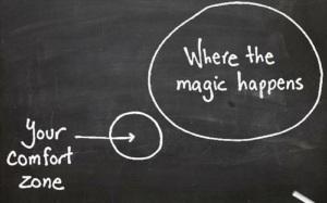 zona de confort y zona magica